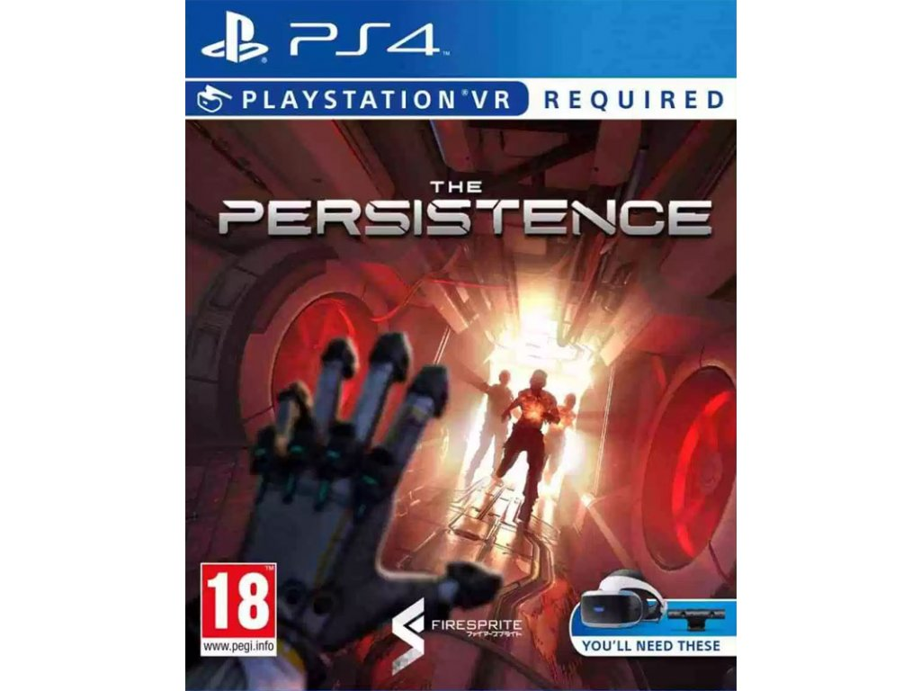 PS4 The Persistence