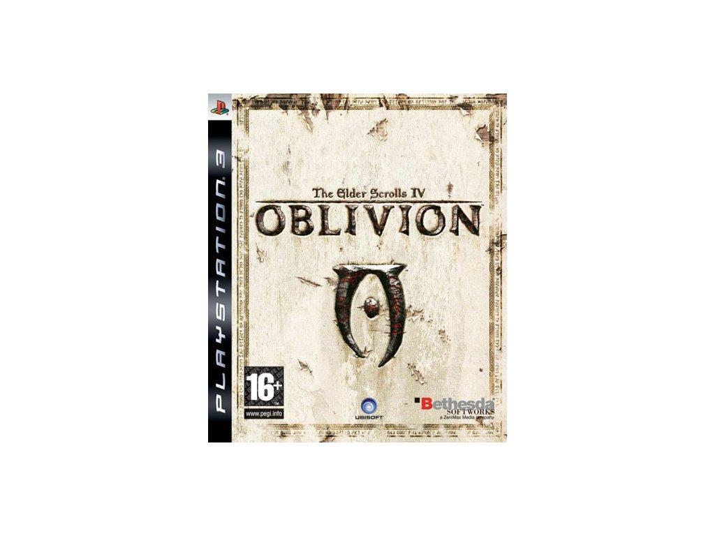 PS3 The Elder Scrolls IV Oblivion