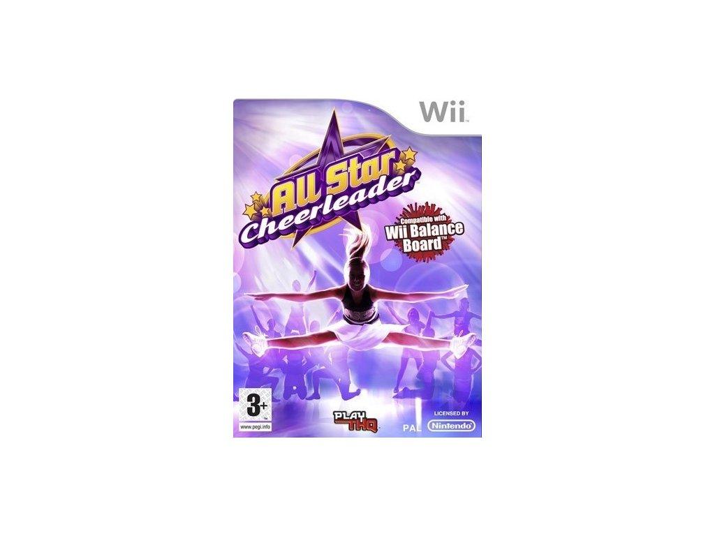 Wii All Star Cheerleader