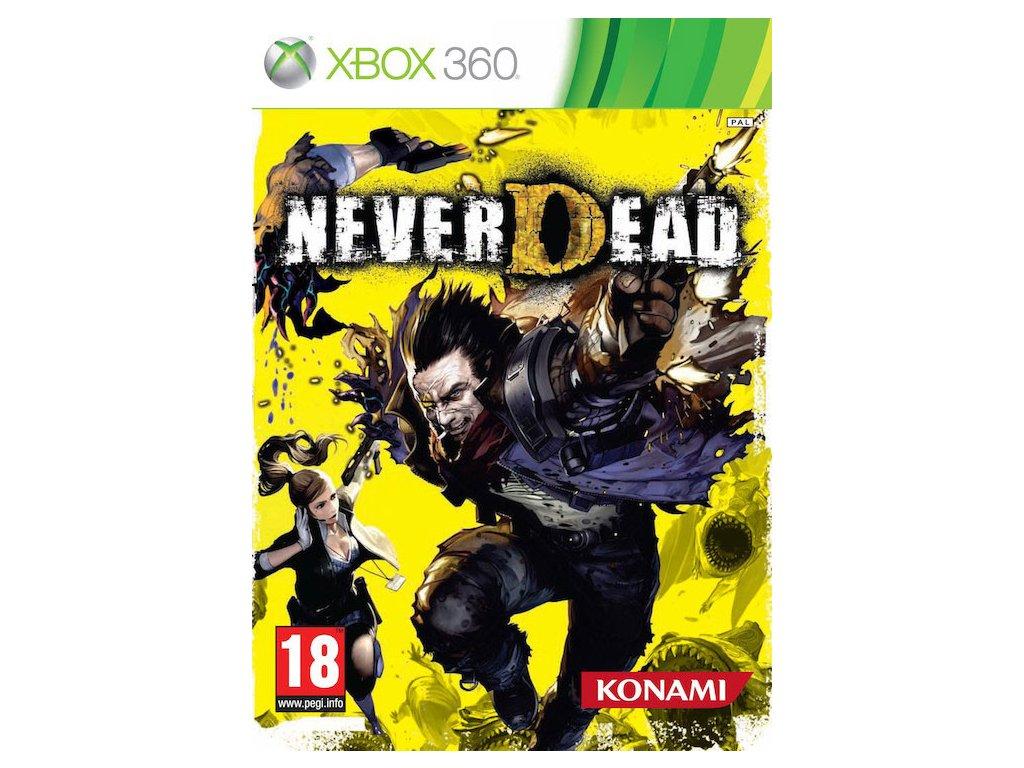 X360 NeverDead