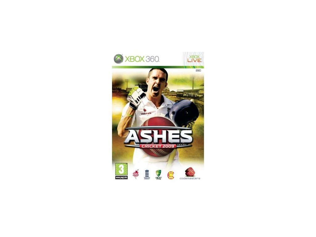 ashes cricket 2009 x360