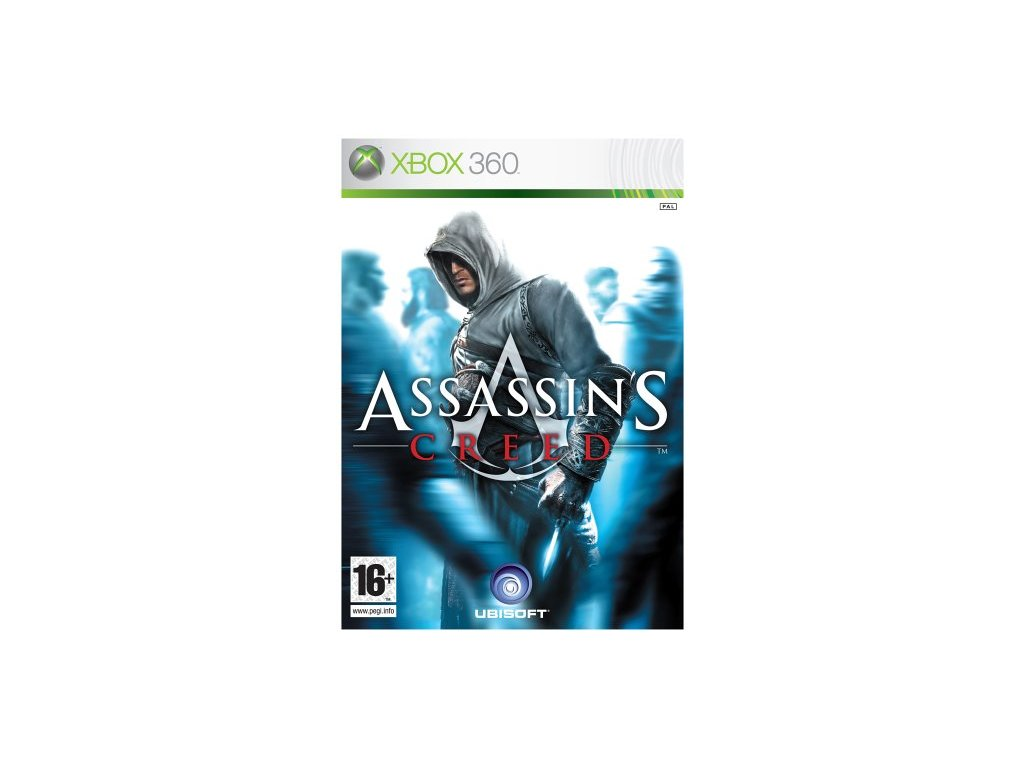X360 Assassins Creed