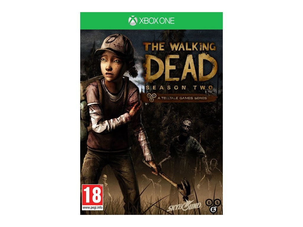 XONE The Walking Dead Season Two