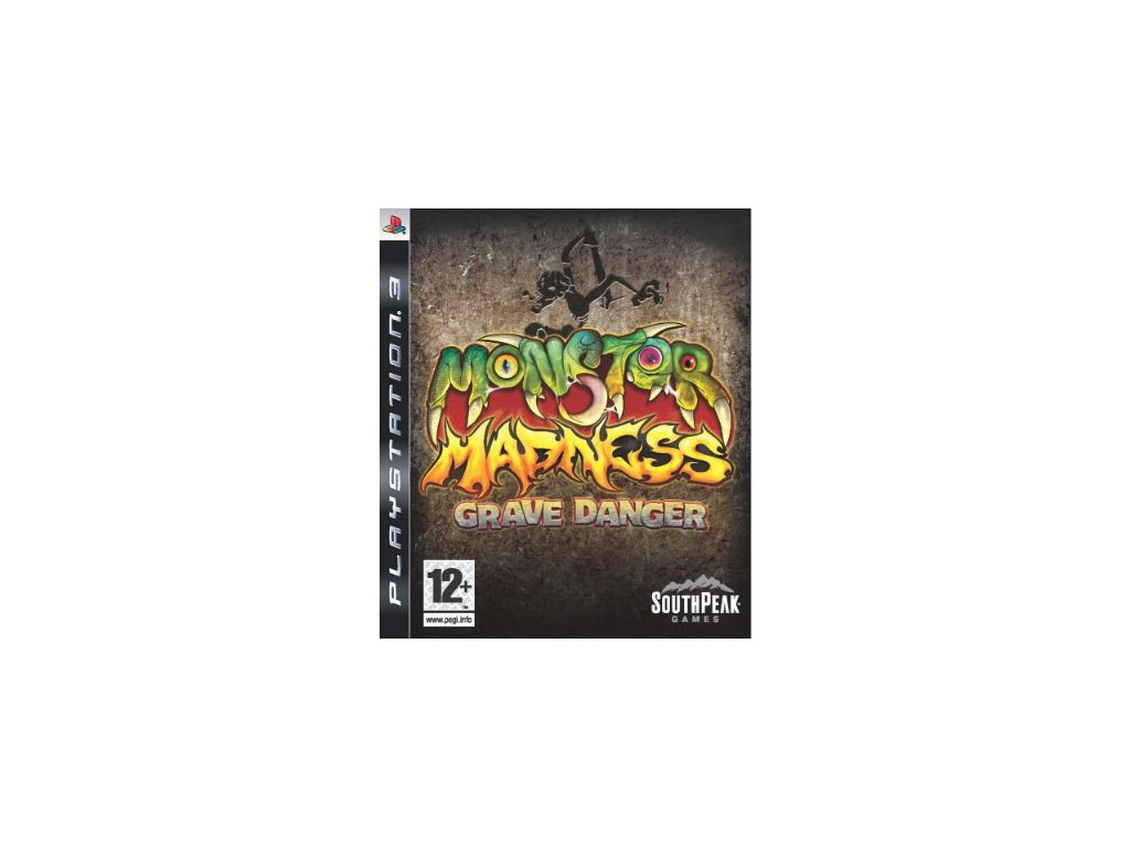 PS3 Monster Madness Grave Danger