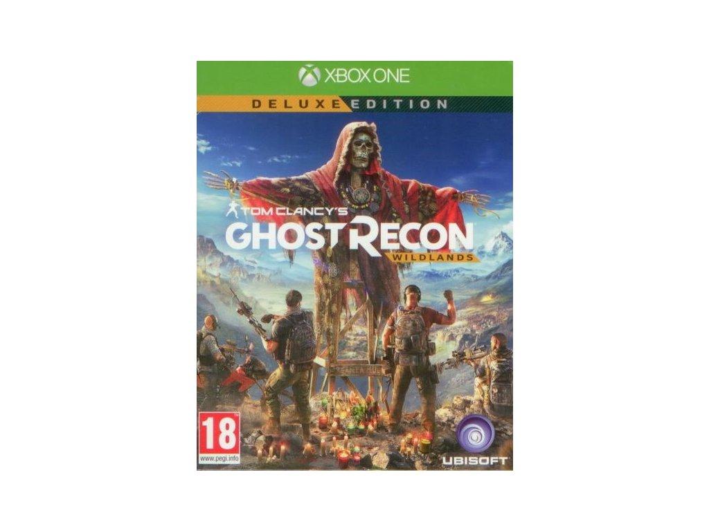 XONE Tom Clancys Ghost Recon Wildlands Deluxe Edition