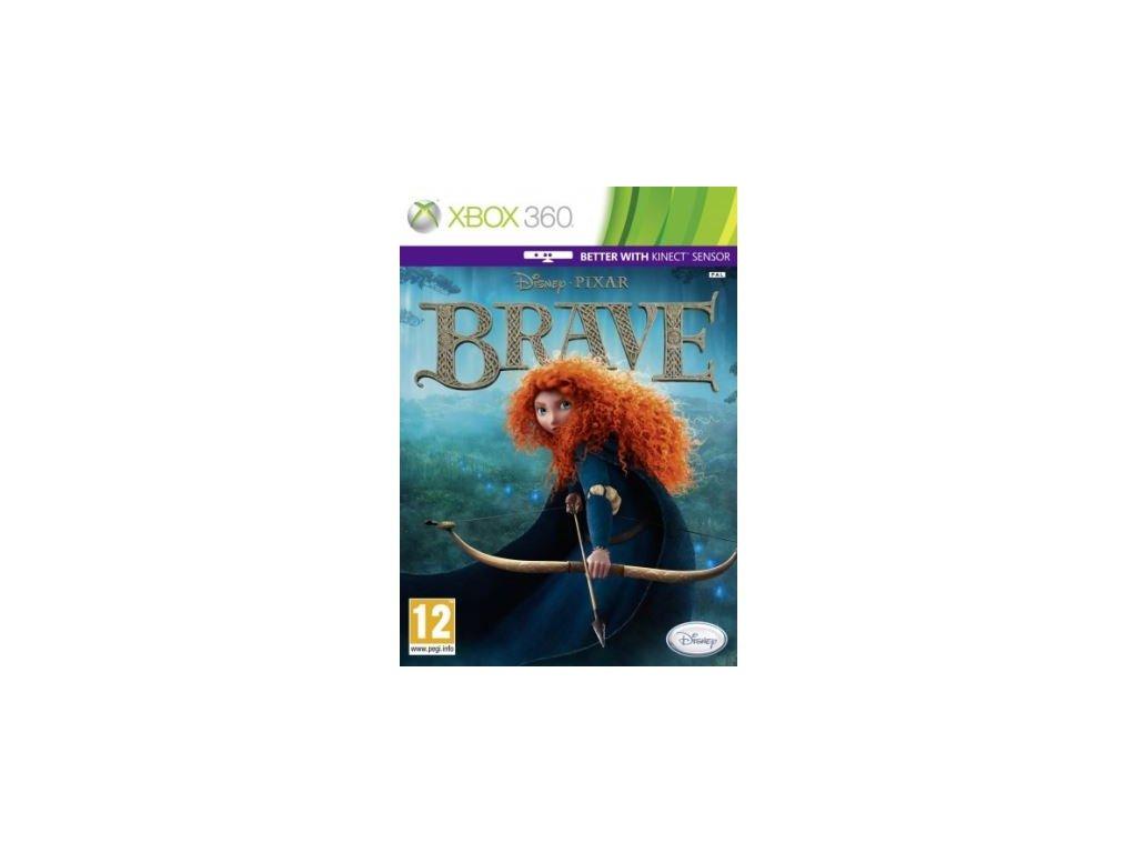X360 Disney Pixar Brave - Rebelka