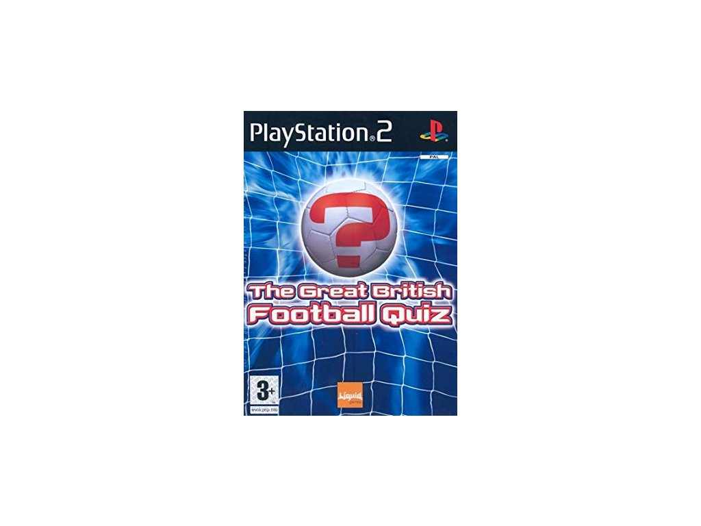PS2 The Great British Football Quiz