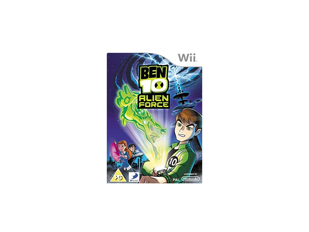 Wii Ben 10 Alien Force