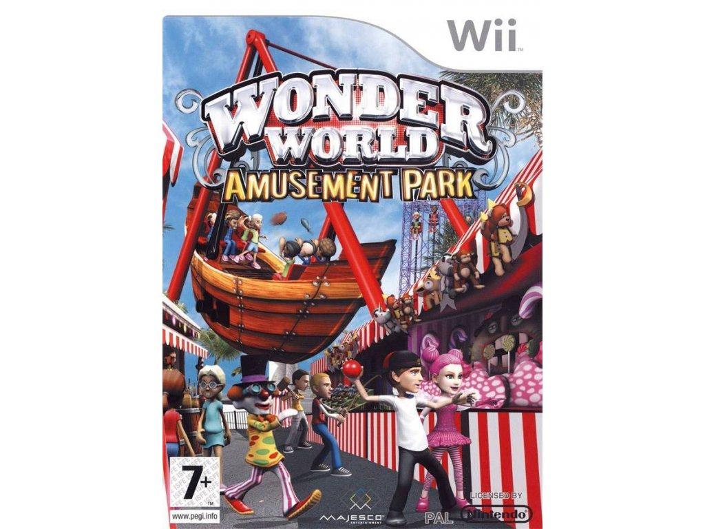 Wii Wonder World Amusement Park