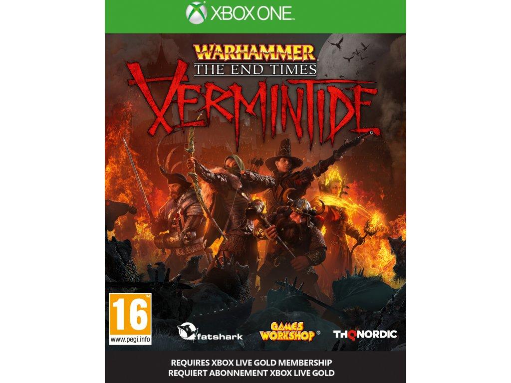 XONE Warhammer End Times Vermintide