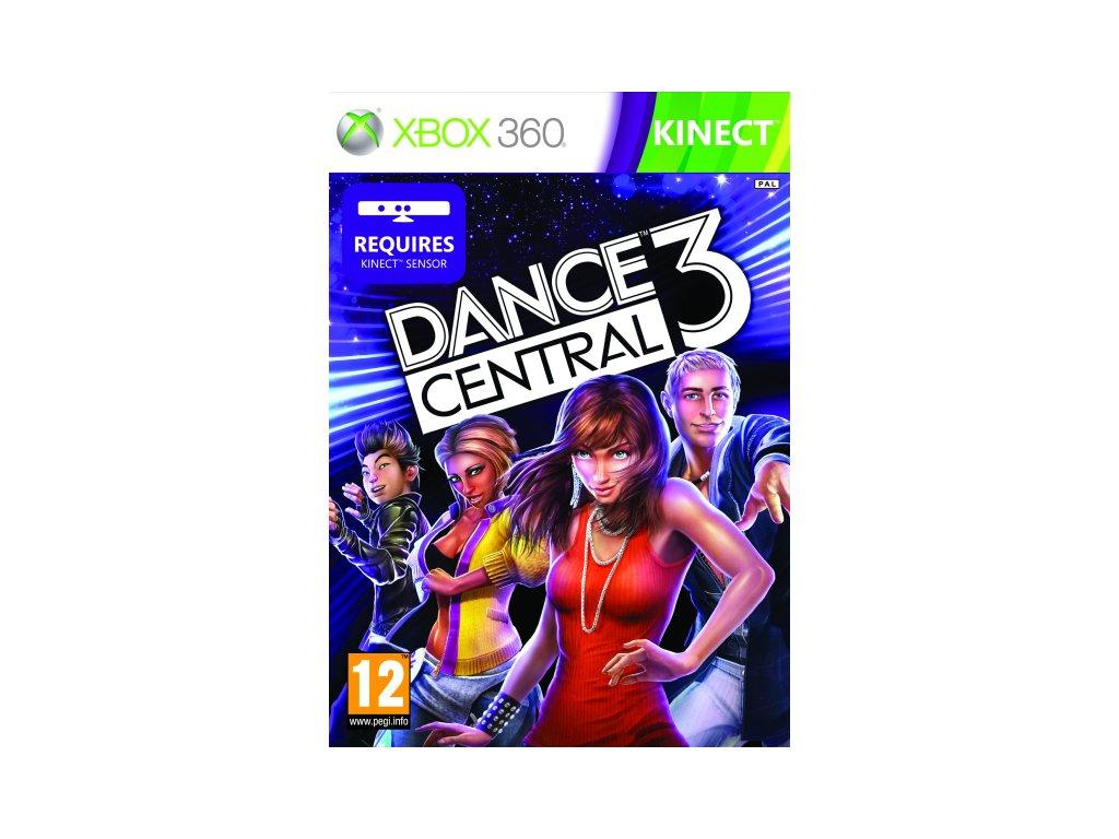 X360 Dance Central 3