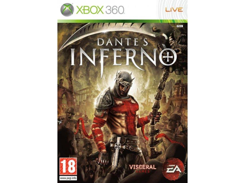 X360 Dantes Inferno