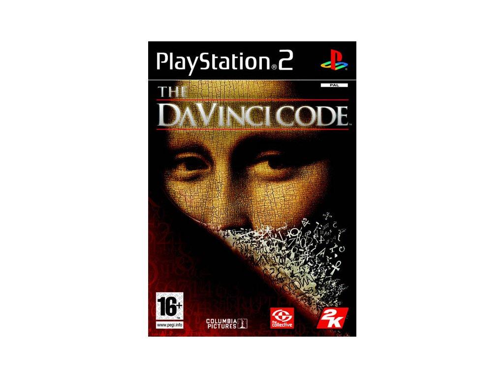 the da vinci code ps2 1