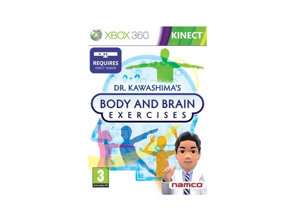 X360 Dr Kawashimas Body and Brain Exercises
