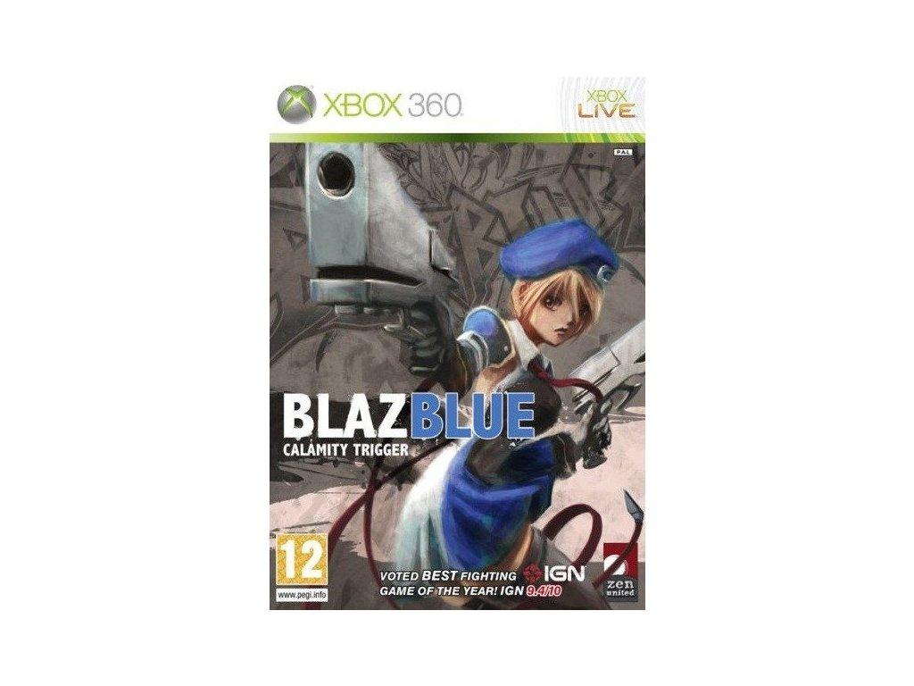 X360 BlazBlue Calamity Trigger