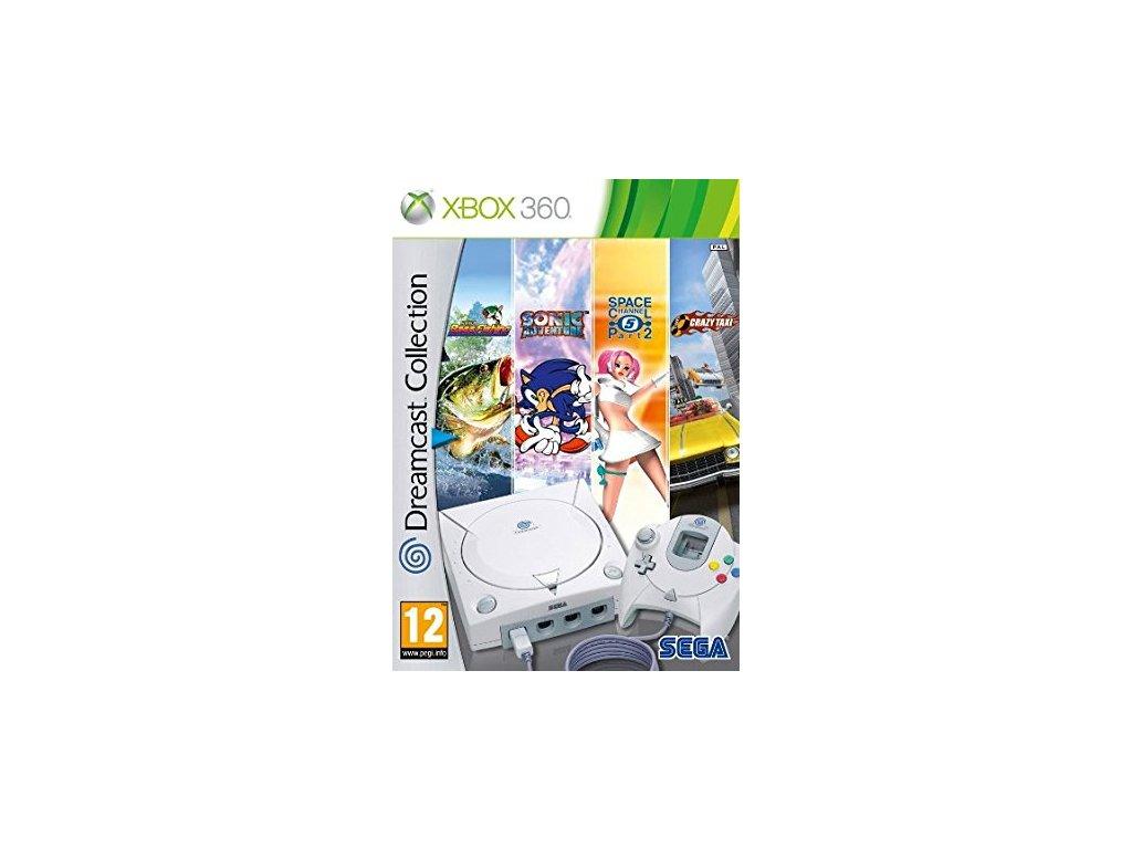 X360 Dreamcast Collection
