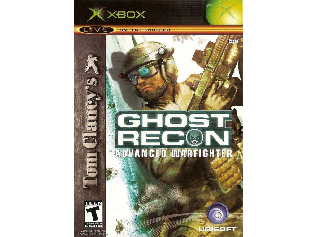 xbox ghost recon advanced warfighter 110214