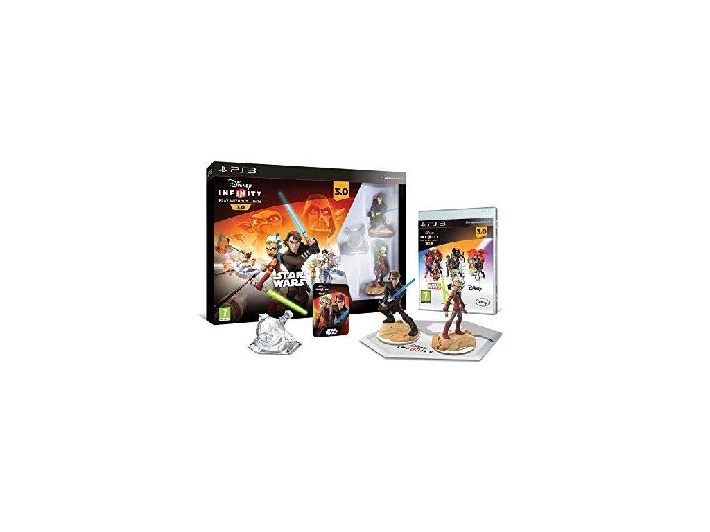 PS3 Disney Infinity 3.0 Star Wars Starter Pack