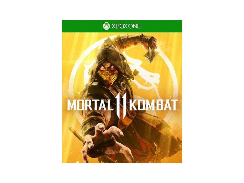 xbox one mortal kombat 11 nova