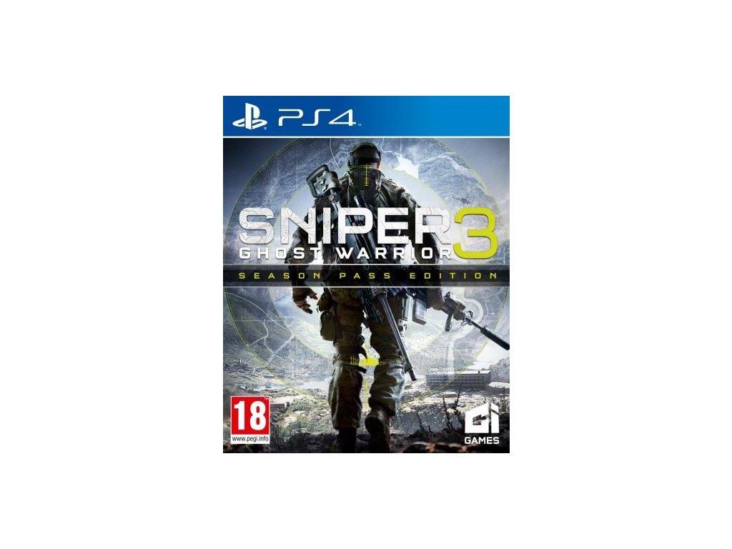 sniper ghost warrior 3 season pass edition ps4