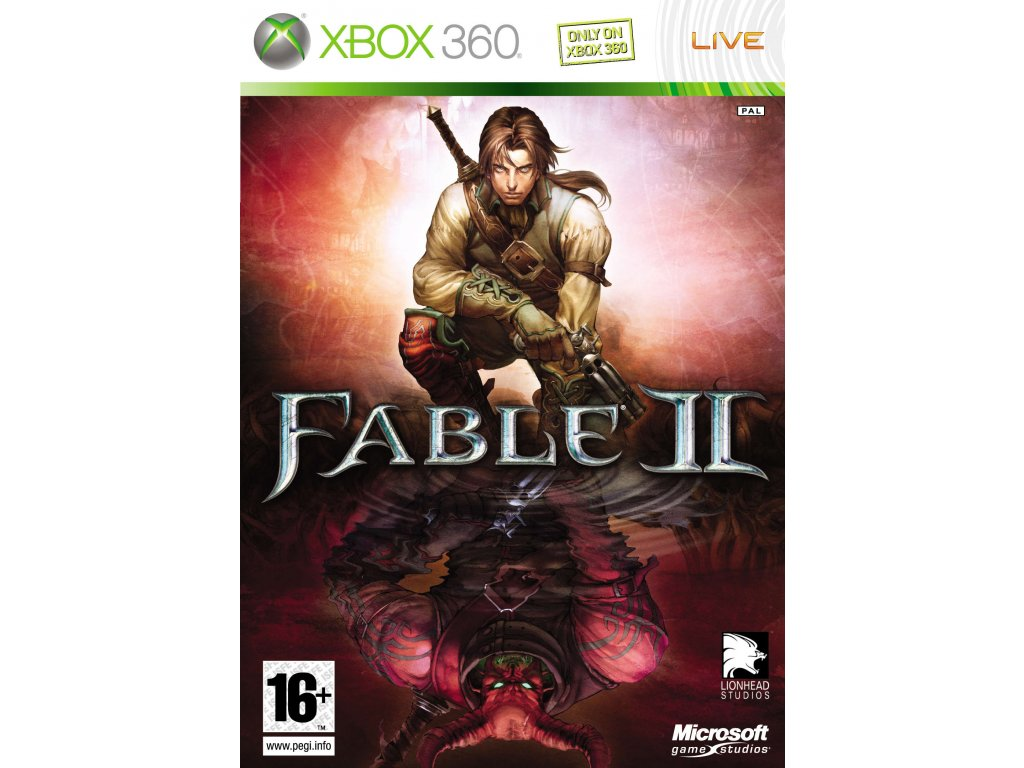 X360 Fable 2 CZ