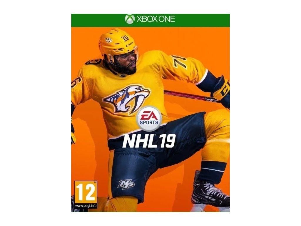 XONE NHL 19 CZ N