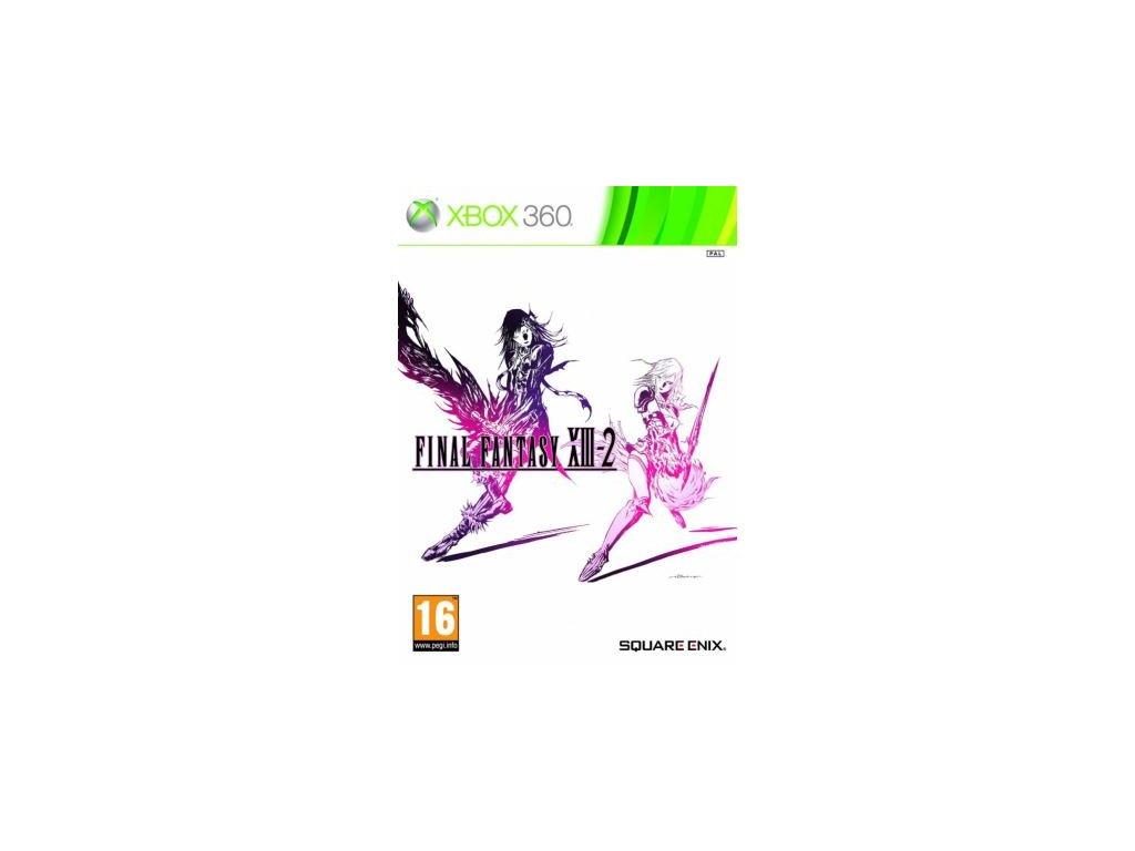 X360 Final Fantasy XIII-2
