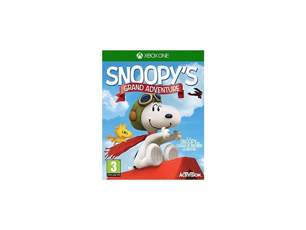 XONE Snoopys Grand Adventure