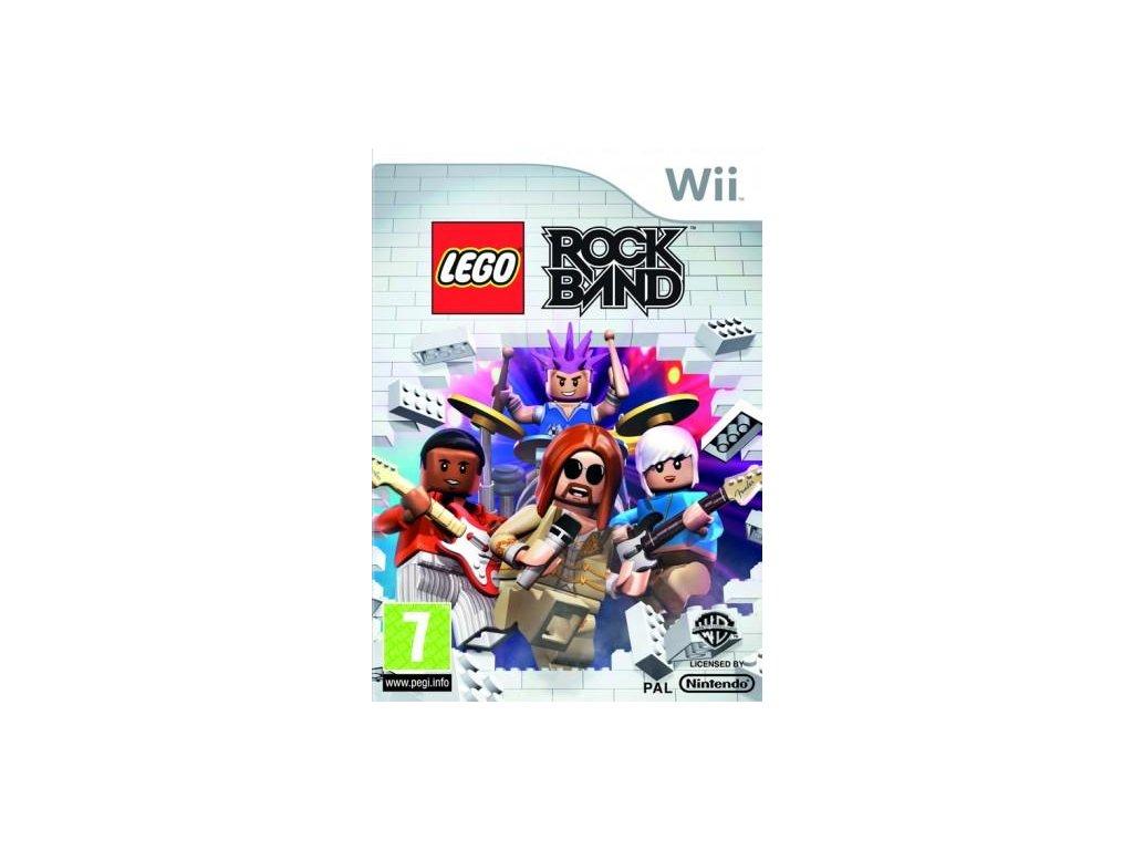 Wii LEGO Rock Band