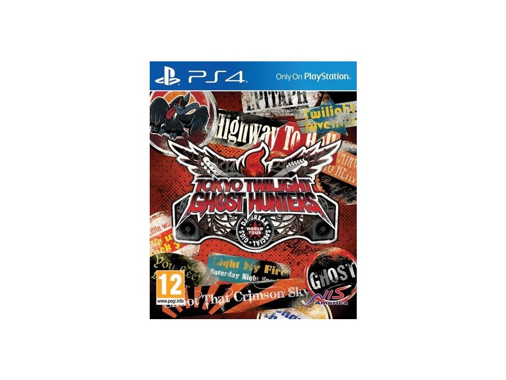 PS4 Tokyo Twilight Ghost Hunters Daybreak Special Gigs