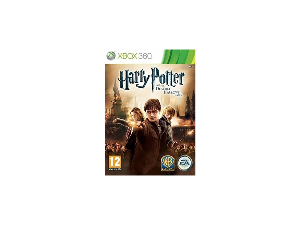X360 Harry Potter and The Deathly Hallows Part 2