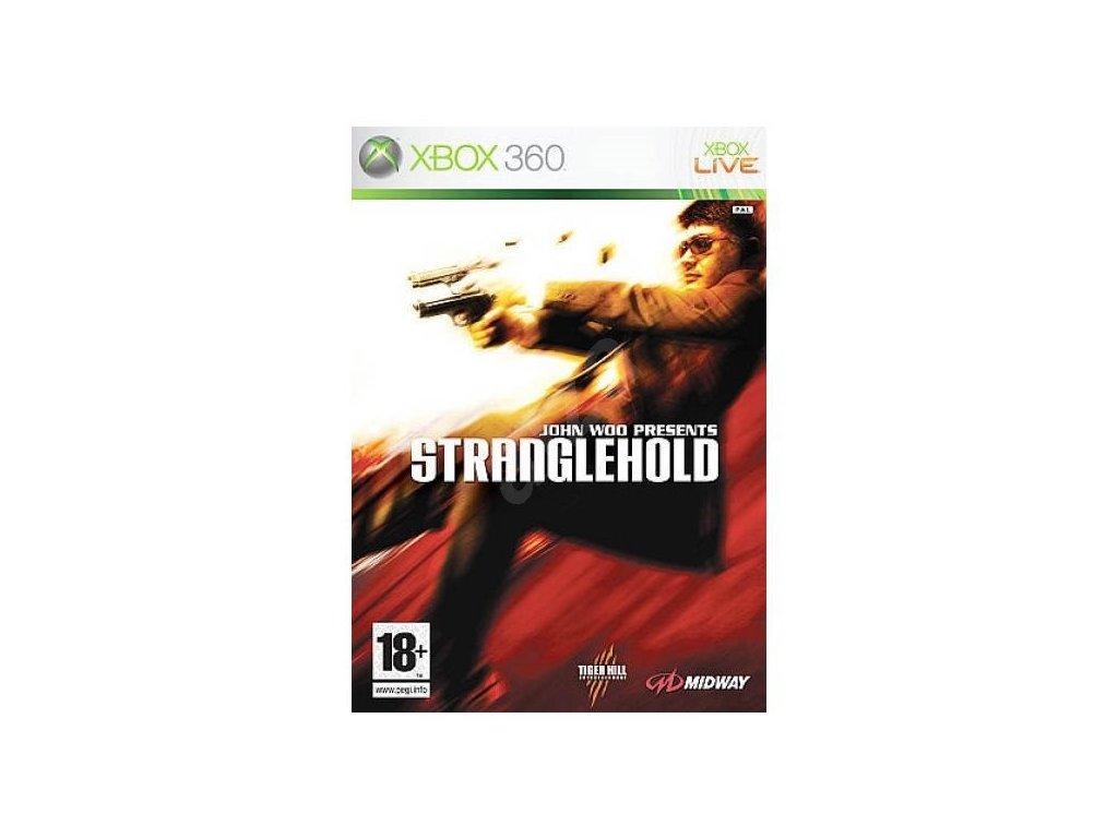 X360 John Woo Presents Stranglehold