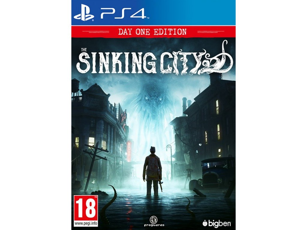PS4 The Sinking City Day One Edition CZ N