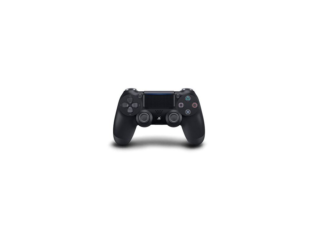 sony dualshock 4 black v2 ps4