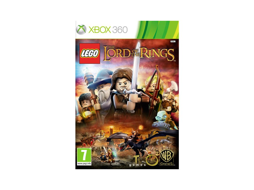 X360 LEGO The Lord of the Rings