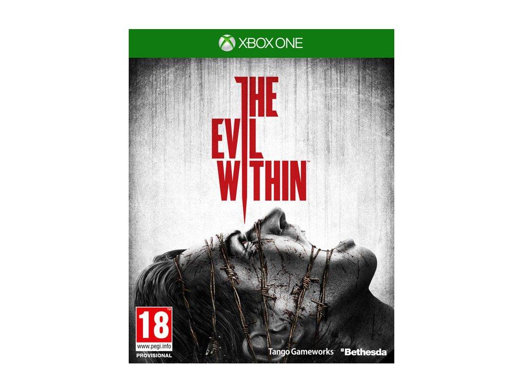 XONE The Evil Within