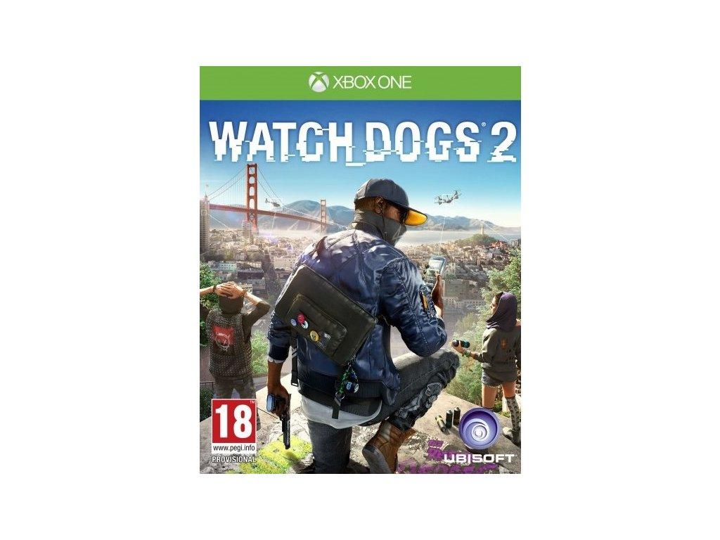 XONE Watch Dogs 2