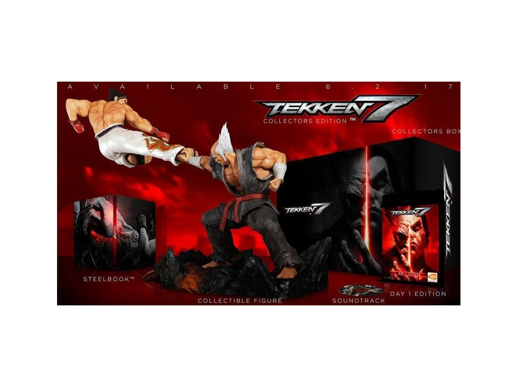 tekken 7 collector s edition pc