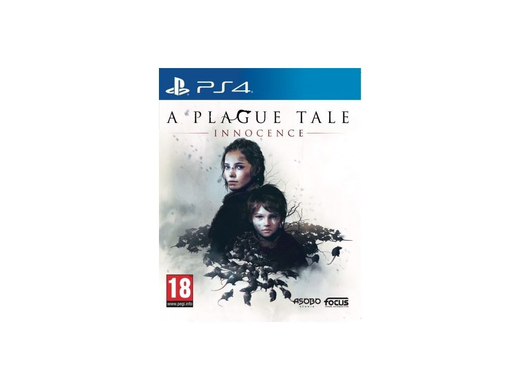 PS4 A Plague Tale Innocence