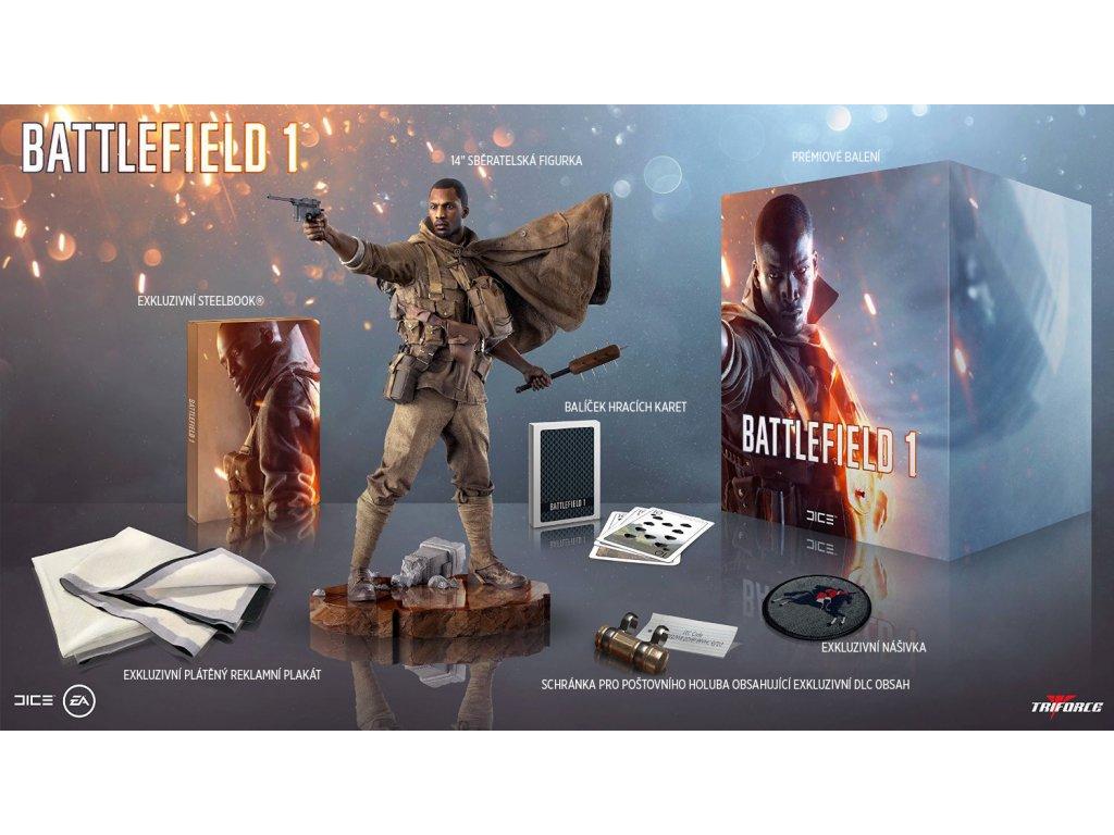 Battlefield 1 Collectors Edition N
