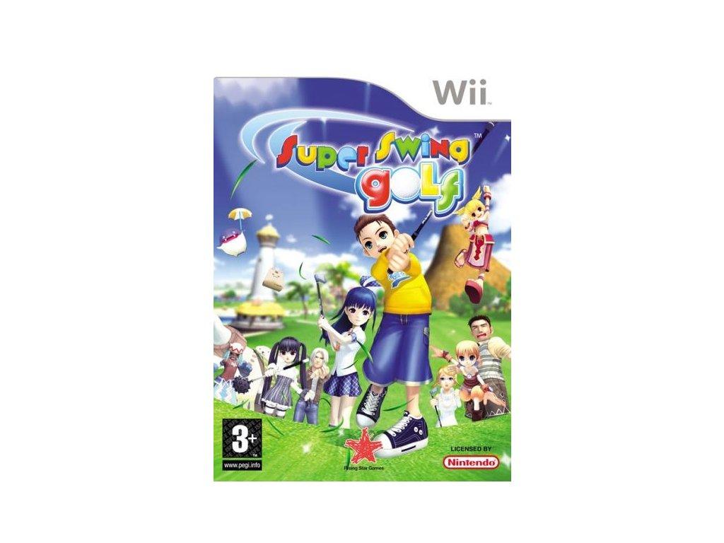 Wii Super Swing Golf