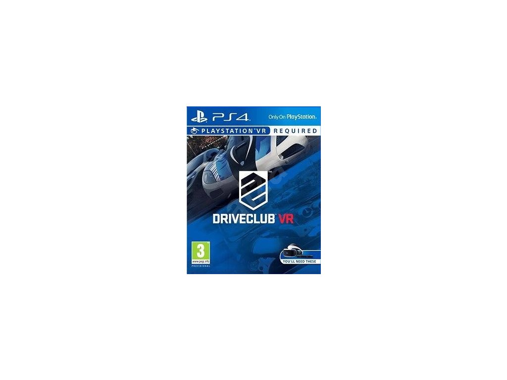 PS4 DriveClub VR