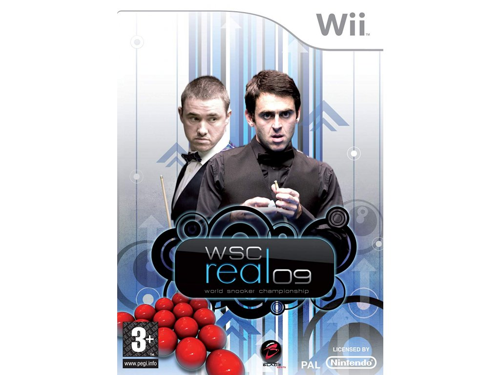Wii WSC Real 09 World Snooker Championship