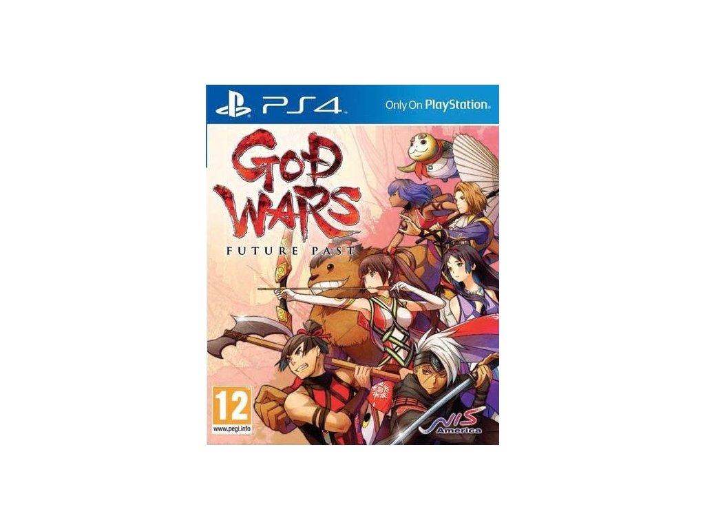 PS4 God Wars Future Past