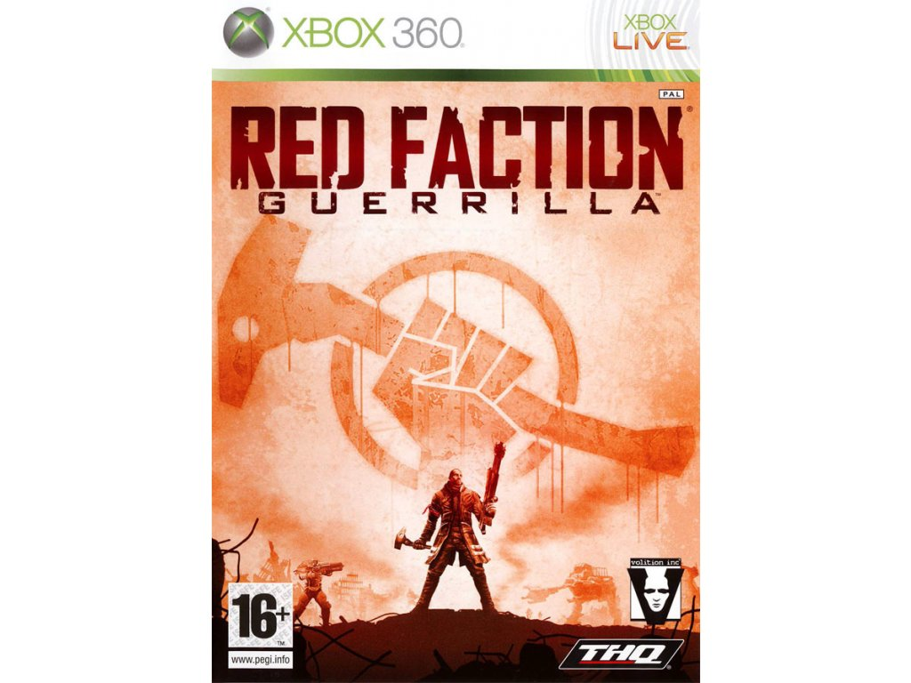 jaquette red faction guerrilla xbox 360 cover avant g