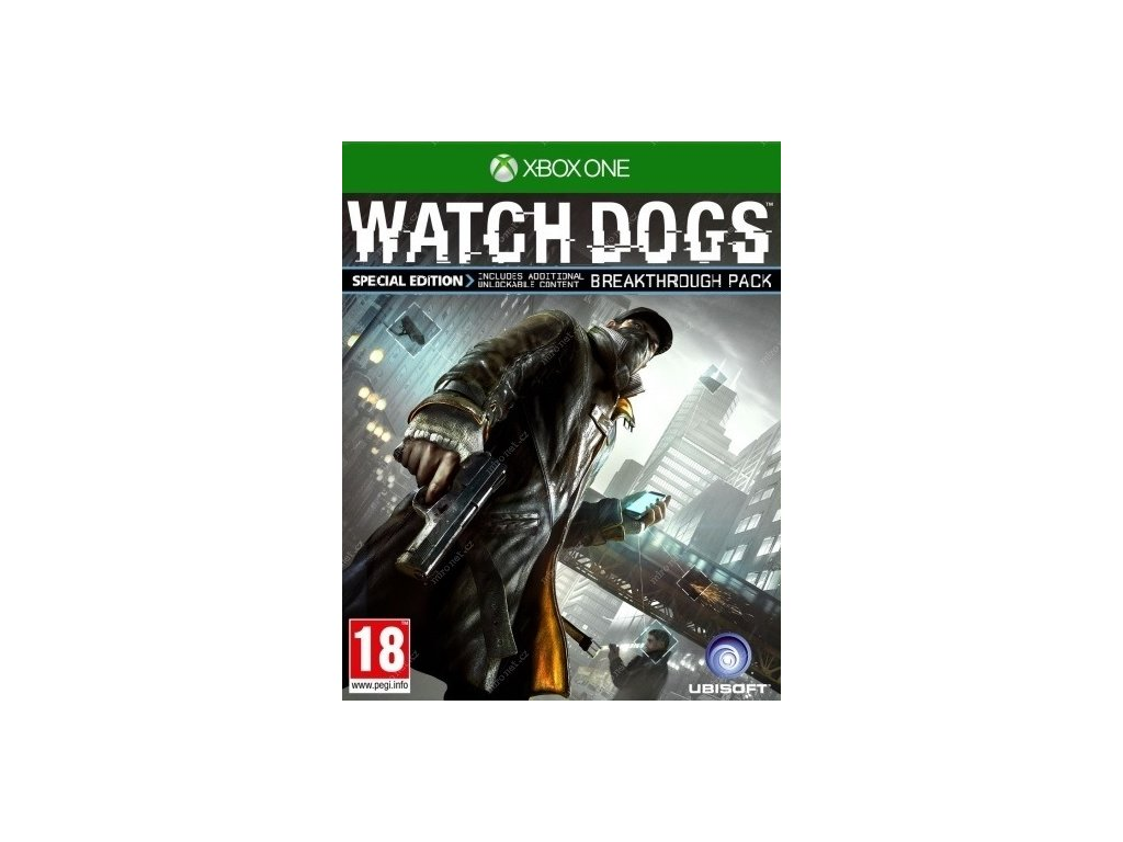 XONE Watch Dogs Special Edition