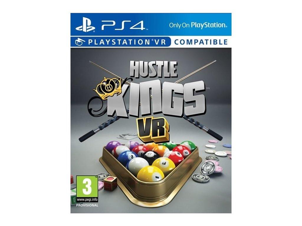 PS4 Hustle Kings VR