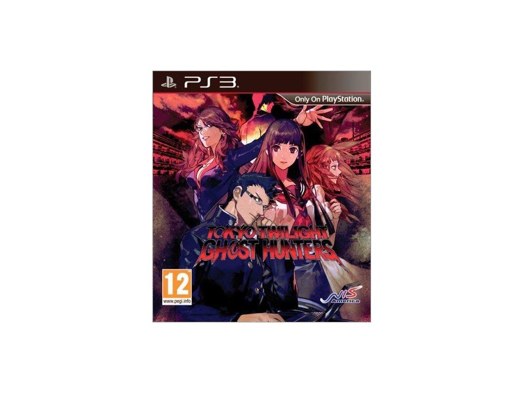 PS3 Tokyo Twilight Ghost Hunters
