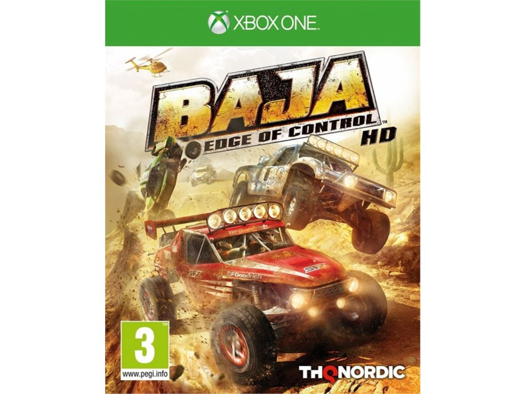 XONE Baja Edge of Control HD