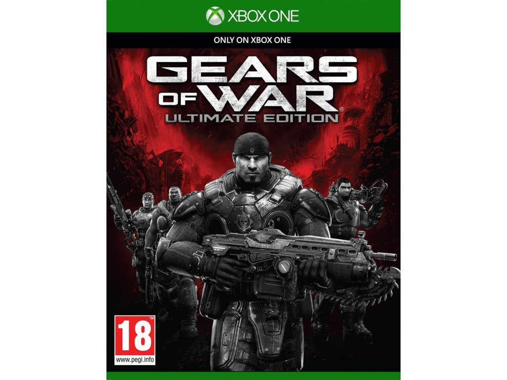 XONE Gears of War Ultimate Edition